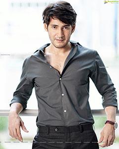 Mahesh Babu looks super stylish