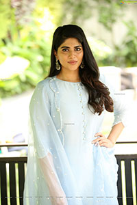 Megha Akash at Dear Megha Movie Interview