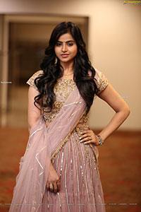 Naveena Reddy at Dear Megha Pre-Release Event