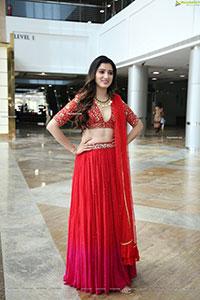 Richa Panai at Hi Life Exhibition Launch