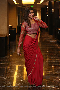 Shalu Chourasiya at The Killer Movie Pre-Release Event