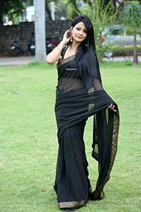 Shubhangi Pant at Rave Naa Cheliya Trailer Launch
