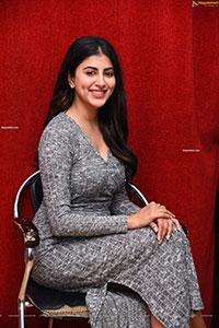 Shweta Avasthi at Merise Merise Movie Interview