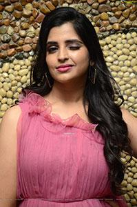 Shyamala Stills at House Arrest Movie Pre-Release Event