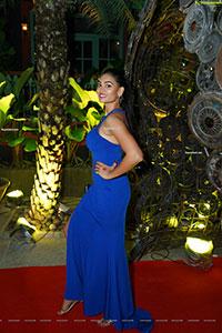 Spandana Palli at LUJOBOX Kiosks Launch Party