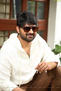 Sree Vishnu at Raja Raja Chora Movie Interview