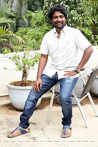 Suhas at Writer Padmabhushan Interview