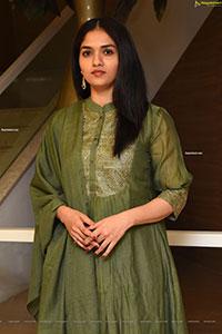 Sunaina at Raja Raja Chora Movie Pre-Release Event
