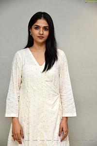 Sunaina at Raja Raja Chora Movie Success Event