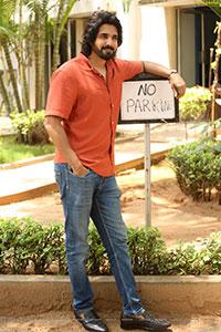 Sushanth at Ichata Vahanamulu Niluparadu Trailer Launch