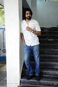 Sushanth at Ichata Vahanamulu Niluparadu Interview