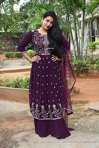 Tarunika Singh at Sakala Gunabhi Rama Movie Press Meet