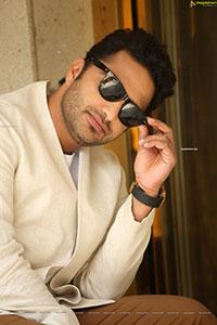 Vishwak Sen at Paagal Movie Interview