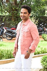 Vishwak Sen at Paagal Movie Trailer Launch