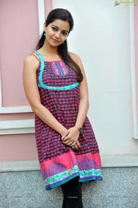 Colors Swathi at Sangharshana Success Meet