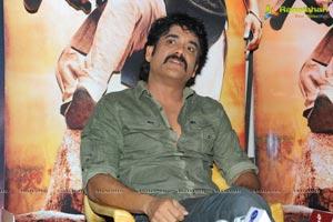Nagarjuna Interview