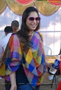 Upasana Kamineni at Heart 2 Heart Buddy Carnival