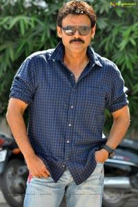 Venkatesh at Bodyguard Trailer Launch