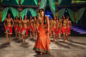 Shruthi Hassan In Half Saree