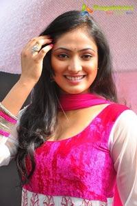 Haripriya in Pink Dress