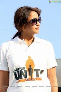 Lakshmi Manchu Run For Unity 2013
