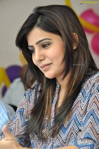 Samantha at Bellamkonda Suresh Birthday