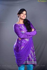 Telugu TV Anchor Anasuya