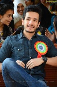 Akhil Akkineni