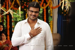 Manchu Manoj in Telugu Film Shaurya