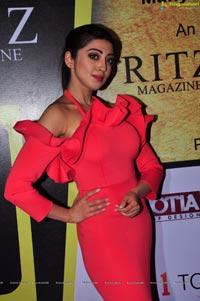 Pranitha Subhash Southscope Lifestyle Awards 2016