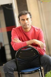 Music Director Anup Rubens