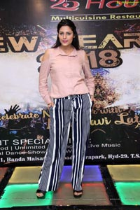 Deepali Behura at NYE 2018 Curtain Raiser