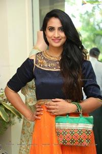 Triveni Rao Telugu Heroine