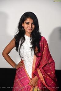 Ananya Nagalla at Playback Movie Teaser Launch
