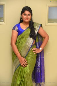 Sonia Chowdary at Prathi Roju Pandage Pre-Release Event