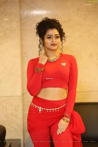 Anketa Maharana at Ullala Ullala Audio Launch