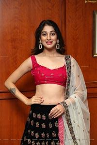 Avantika Hari Nalwa at Hi-Life Exhibition Curtain Raiser