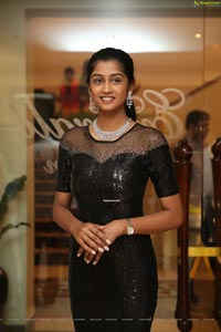 Avanthika Reddy at UE The Jewellery Expo