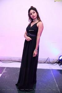 Honey Chowdary at TAA Awards 2019