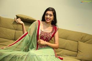 Lakshmi Ayalasomayajula at Sirisha Reddy Silk Saree Showroom