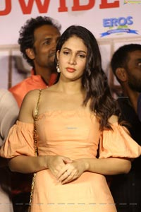 Lavanya Tripathi at Arjun Suravaram Success Meet