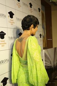 Mandira Bedi at Tamanna Makeup Academy