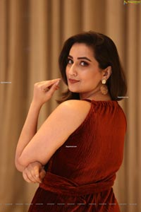 Manjusha at Beautiful Pre-Release Event