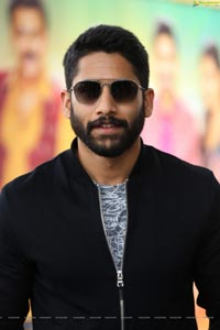 Naga Chaitanya at Venky Mama Thanks Meet