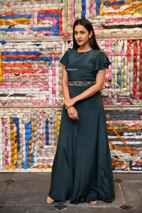 Niharika Konidela at Wildest Dreams