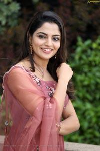 Nikhila Vimal at Donga Movie Interview
