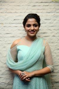 Nikhila Vimal at Donga Movie Pre-Release Event