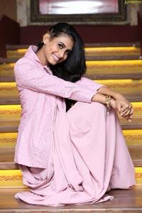 Nitya Naresh at The Yellow Closet