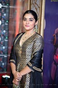 Nivetha Thomas at Darbar Audio Launch