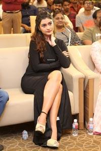 Payal Rajput at Venky Mama Thanks Meet